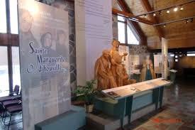 L'exposition La vie et l'oeuvre de Sainte Marguerite d'Youville
